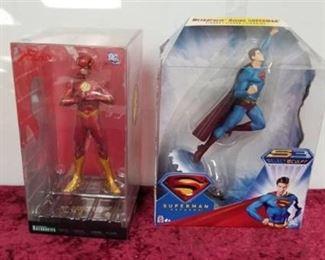 Metropolis Rising Superman (C3 Statue)