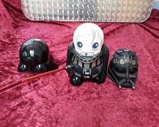 Darth Vader Miniature Figurine