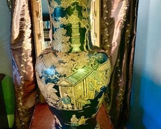 A close up of the Temple Jar, magnificent!