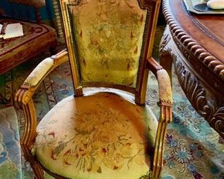 A wonderful Louis Phillips French chair