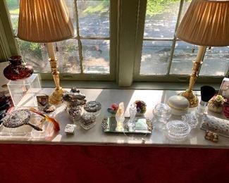 Madams dressing table