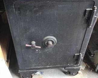 Antique Safe 1800's
