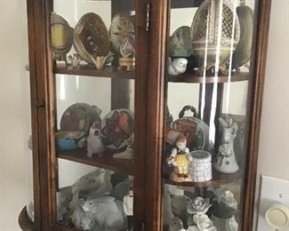 Knick Knacks- Great Wall Shelf