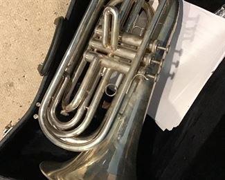 Bass Trumpet - Baritone Horn