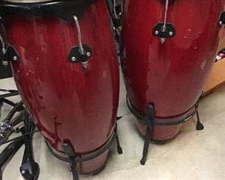 Picante Drums with stands