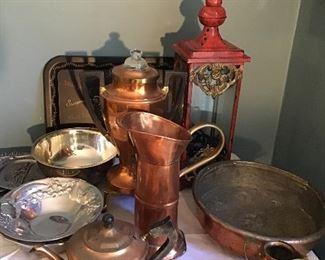 Copper Items, Lantern