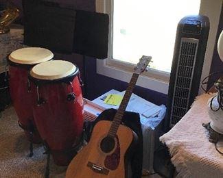 Air Cleaner, Drums, Guitar