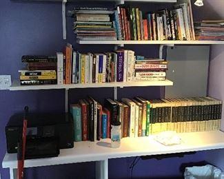 Books, Printer
