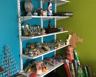 Snow globes, Decorative Items