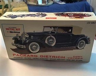 Packard Dietrich Metal Kit