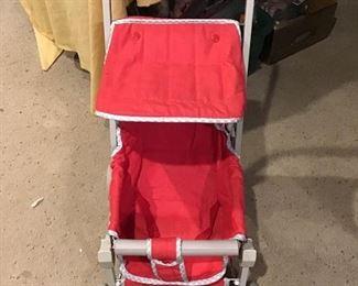American Girl Stroller