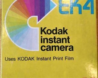 EK4 Kodak Instant Camera