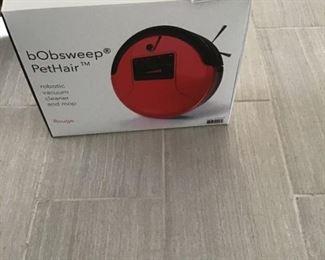 bObsweep Floor Vacuum