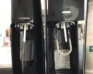 Soda machines     with canisters