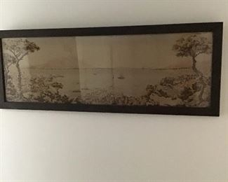 Original Handmade Tapestry