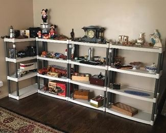 Vintage toys! Collectibles!