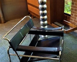 Wasserily Chair By Marcel Breuer