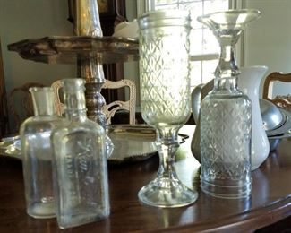Bottle and Glass Collection