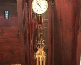 Howard Miller Tall Case Clock Presidential Collection