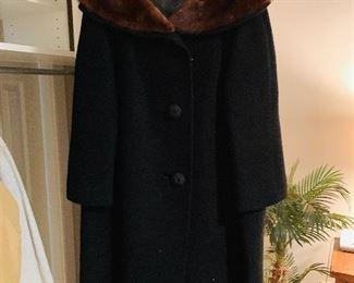 Lots of Vintage Coats