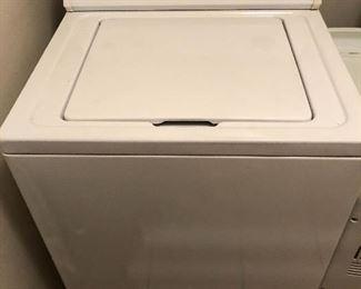 Whirlpool large capacity washer