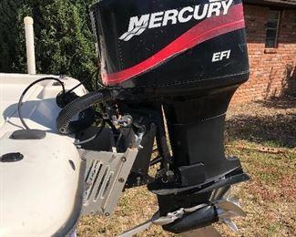225 Mercury EFI outboard