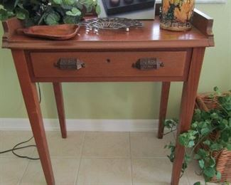 NICE AS A SMALL DESK OR A UNIT IN THE DINING ROOM