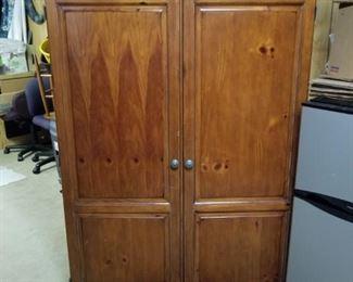 armoire(light): 23D x 48W x 64T