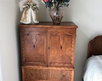 Kindel Furniture chest/armoire.