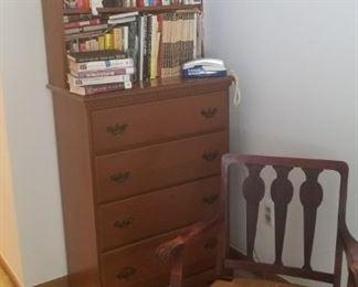 Chest Bookcase