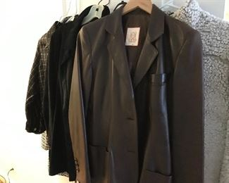 Beautiful Leathers, Many Size 8-12