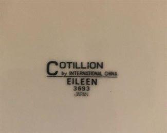 Cotillion china International China