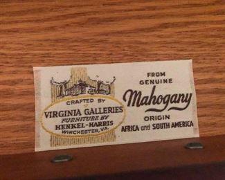 Virginia Galleries