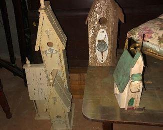 Little city of Birdhouses