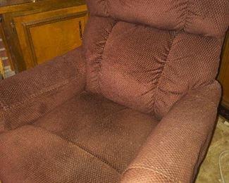 LazyBoy recliner