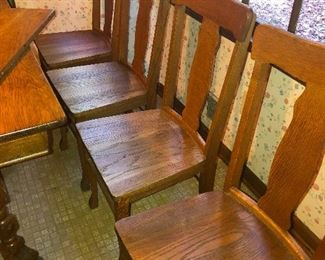 chairs to sit straight up in