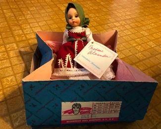 Madame Alexander Doll in Box
