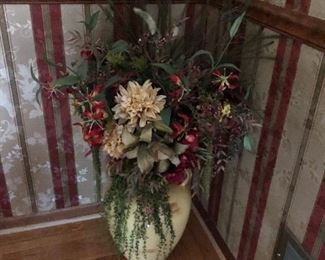 Decorative Floral vases