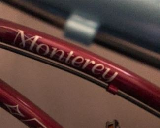 Monterey Fuji Bicycle
