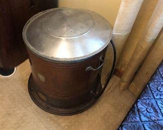 Antique Graybar Electric Company Model J Copper washing machine