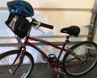 Monterey Fuji womens bicycle