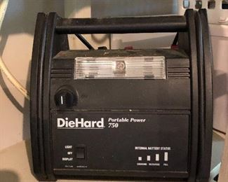Die Hard Portable Power 750