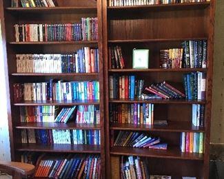 Loads of Book Shelves
