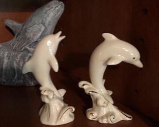 Lenox Dolphins