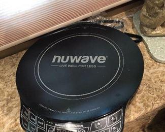 Nuwave even heating system