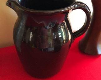 USA Pottery pitcher