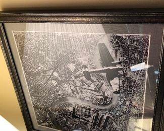 WWll Aerial Picture