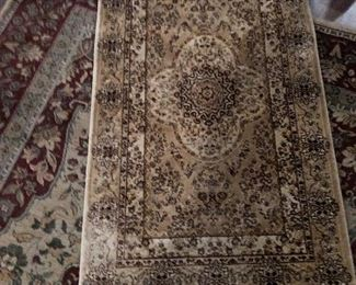 53.5 x 28.5 Hand Made in India Rug