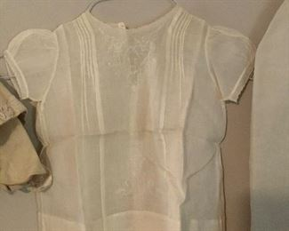 Antique Baby/ Childs clothing