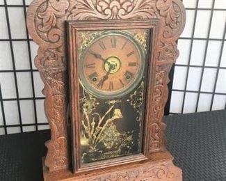 Gingerbread Clock https://ctbids.com/#!/description/share/274870